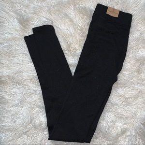 American Eagle Black Sweater Leggings